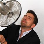 Hitzefrei am Arbeitsplatz?