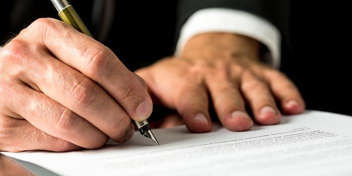 Wer Schreibt Der Bleibt Vertragsänderungen Schriftlich Festhalten