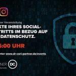 Brennpunkte Ihres Social-Media-Auftritts (Recht u. Datenschutz)
