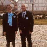 Auch heute waren wir wieder unterwegs – beim Unternehmer-Forum 2019 mit Frau RAi…